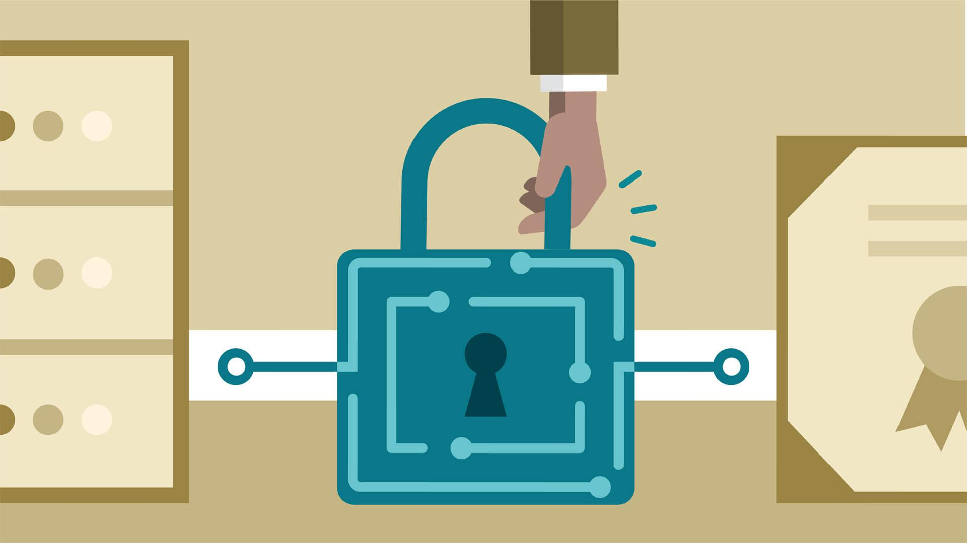 PKI for identity documents